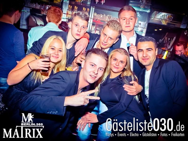 https://www.gaesteliste030.de/Partyfoto #19 Matrix Berlin vom 30.10.2013