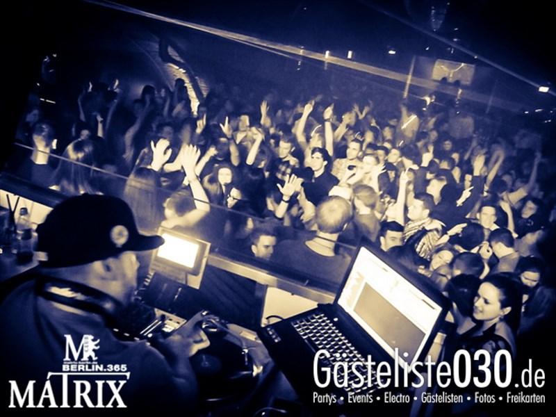 https://www.gaesteliste030.de/Partyfoto #63 Matrix Berlin vom 30.10.2013
