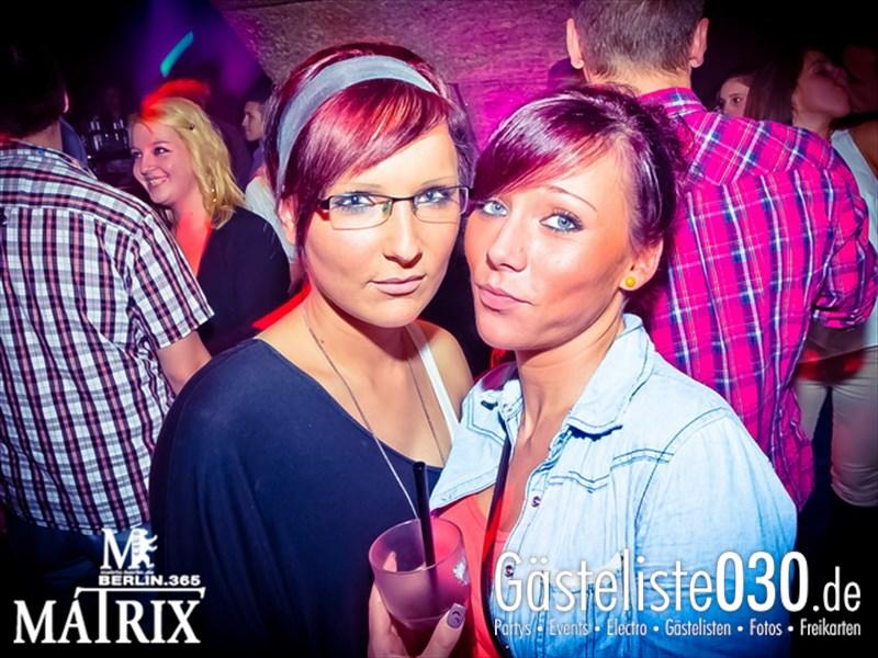 https://www.gaesteliste030.de/Partyfoto #119 Matrix Berlin vom 30.10.2013
