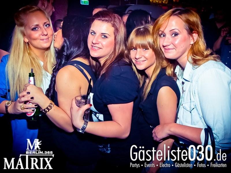 https://www.gaesteliste030.de/Partyfoto #67 Matrix Berlin vom 30.10.2013