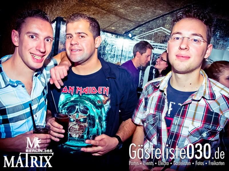 https://www.gaesteliste030.de/Partyfoto #125 Matrix Berlin vom 30.10.2013