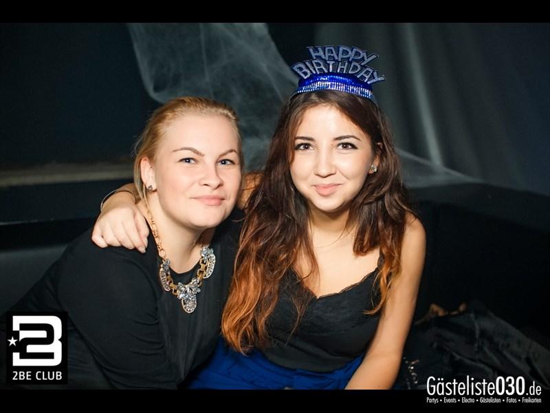 https://www.gaesteliste030.de/Partyfoto #31 2BE Club Berlin vom 01.11.2013