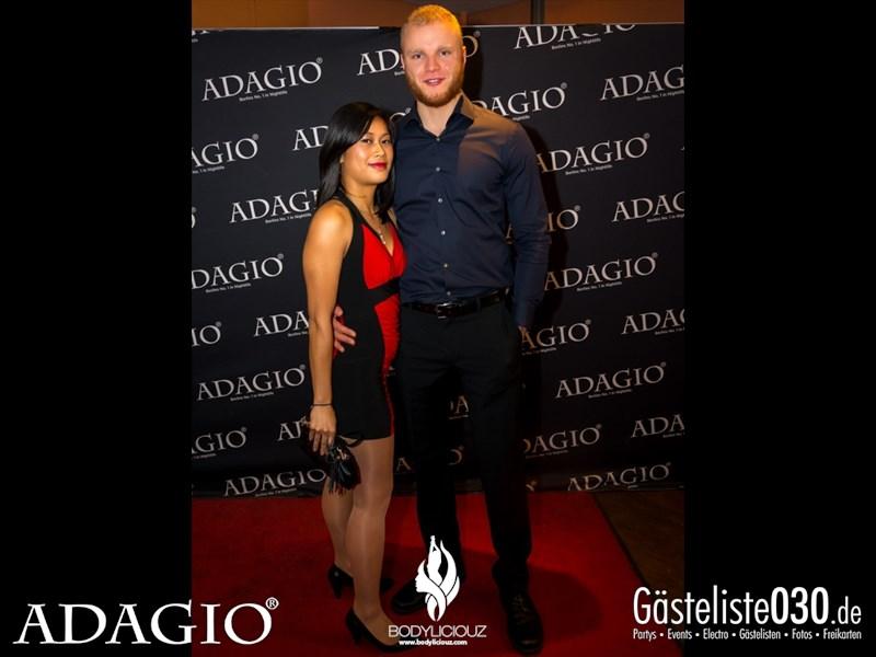 https://www.gaesteliste030.de/Partyfoto #23 ADAGIO Berlin vom 29.11.2013