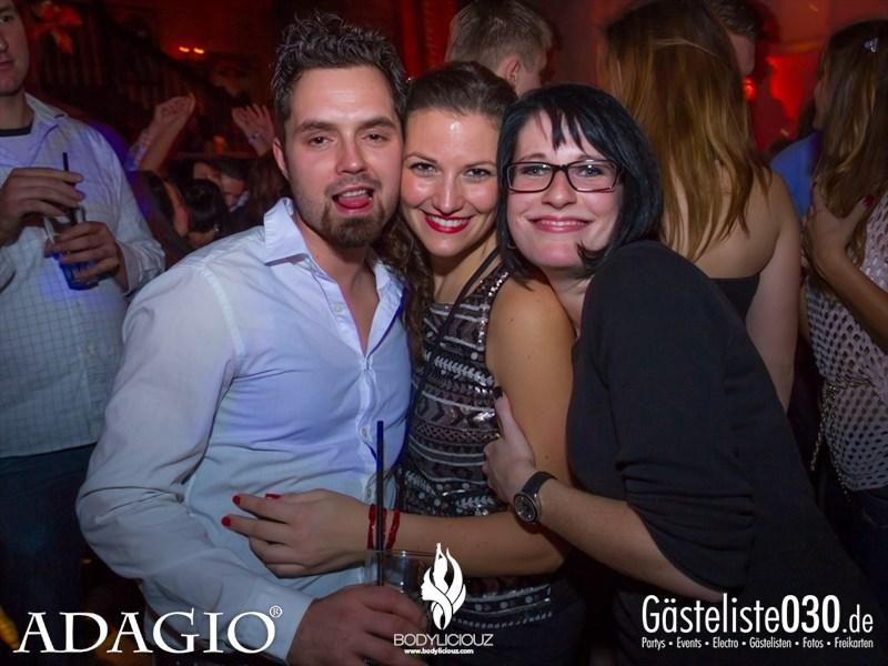 https://www.gaesteliste030.de/Partyfoto #32 ADAGIO Berlin vom 29.11.2013