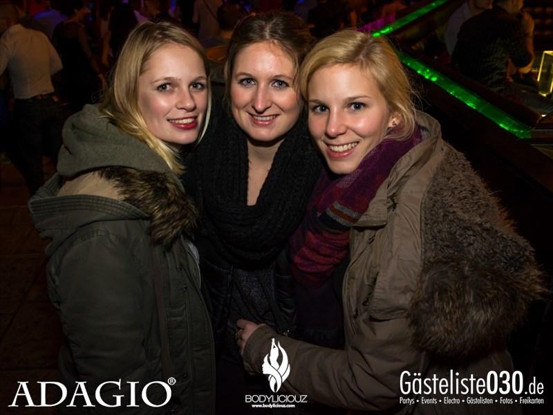 https://www.gaesteliste030.de/Partyfoto #97 ADAGIO Berlin vom 29.11.2013