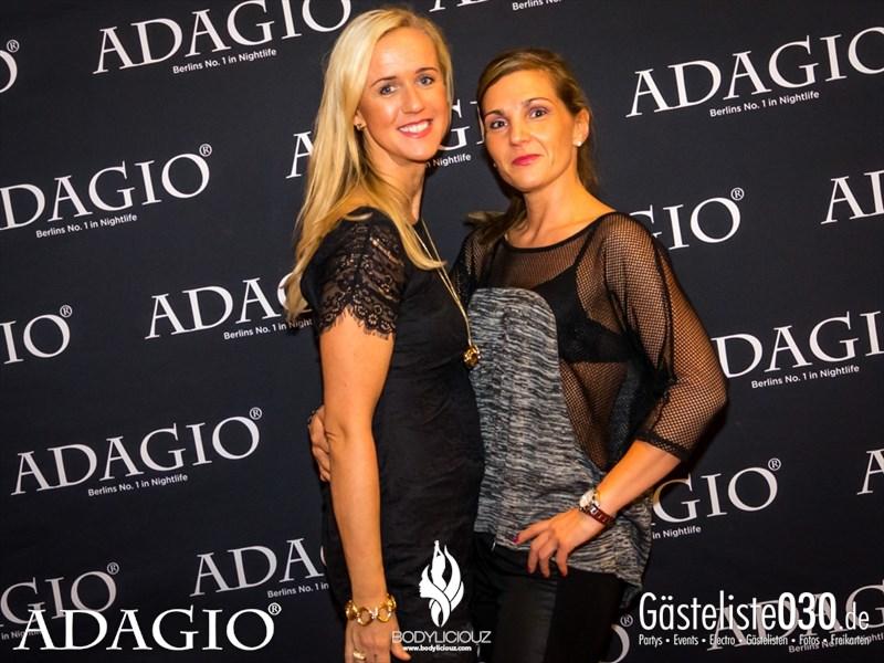 https://www.gaesteliste030.de/Partyfoto #20 ADAGIO Berlin vom 29.11.2013