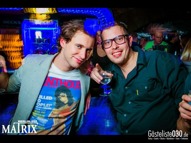 https://www.gaesteliste030.de/Partyfoto #37 Matrix Berlin vom 31.10.2013