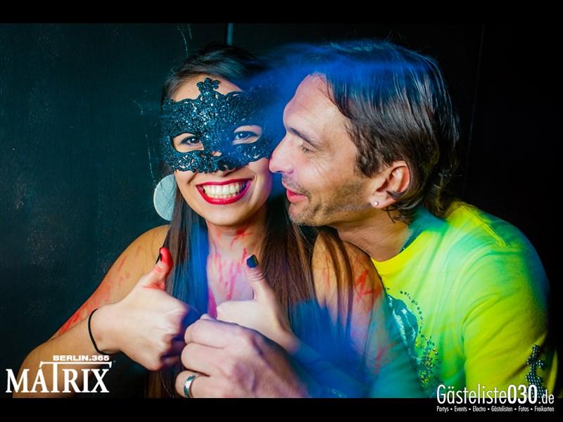 https://www.gaesteliste030.de/Partyfoto #150 Matrix Berlin vom 31.10.2013