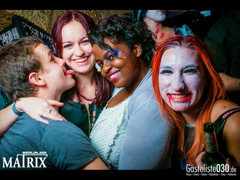 https://www.gaesteliste030.de/Partyfoto #21 Matrix Berlin vom 31.10.2013