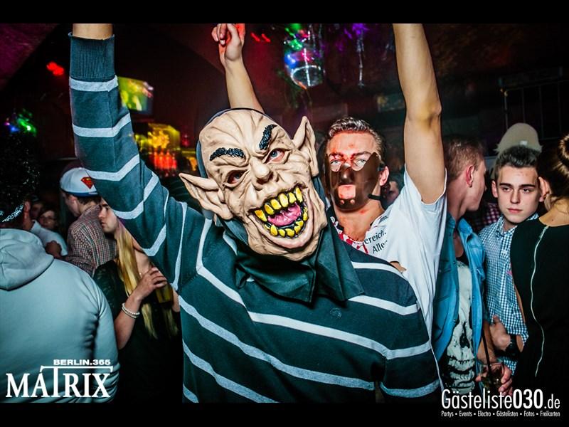 https://www.gaesteliste030.de/Partyfoto #99 Matrix Berlin vom 31.10.2013