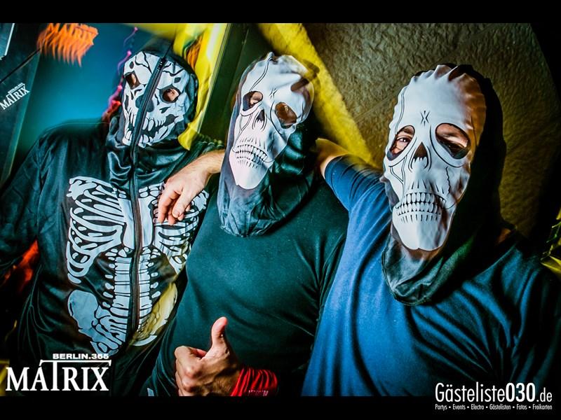 https://www.gaesteliste030.de/Partyfoto #39 Matrix Berlin vom 31.10.2013