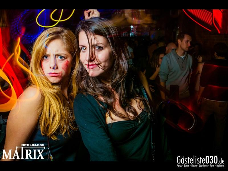 https://www.gaesteliste030.de/Partyfoto #112 Matrix Berlin vom 31.10.2013