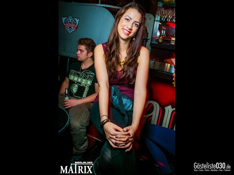 https://www.gaesteliste030.de/Partyfoto #121 Matrix Berlin vom 31.10.2013