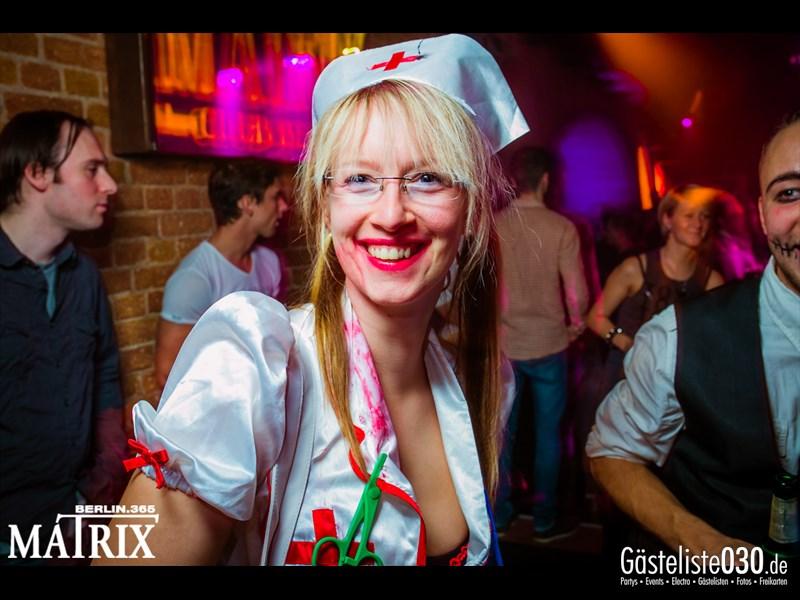 https://www.gaesteliste030.de/Partyfoto #154 Matrix Berlin vom 31.10.2013