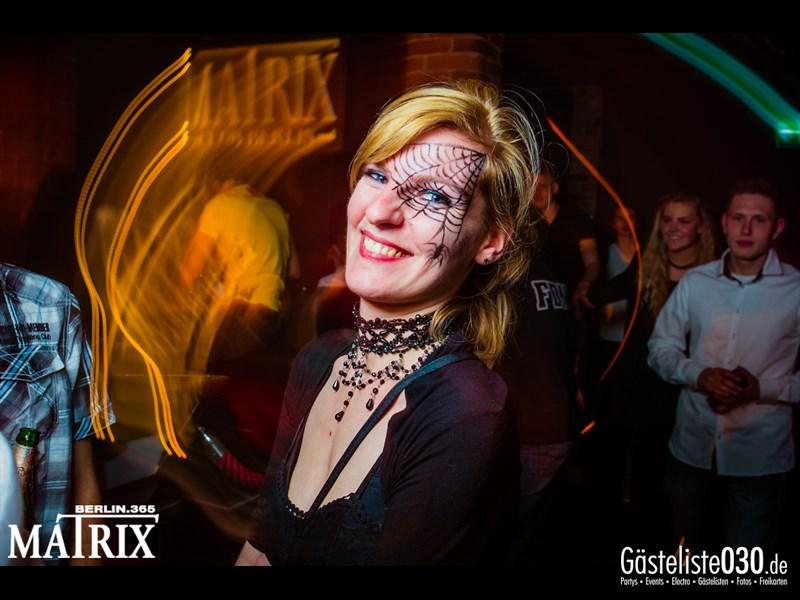 https://www.gaesteliste030.de/Partyfoto #158 Matrix Berlin vom 31.10.2013