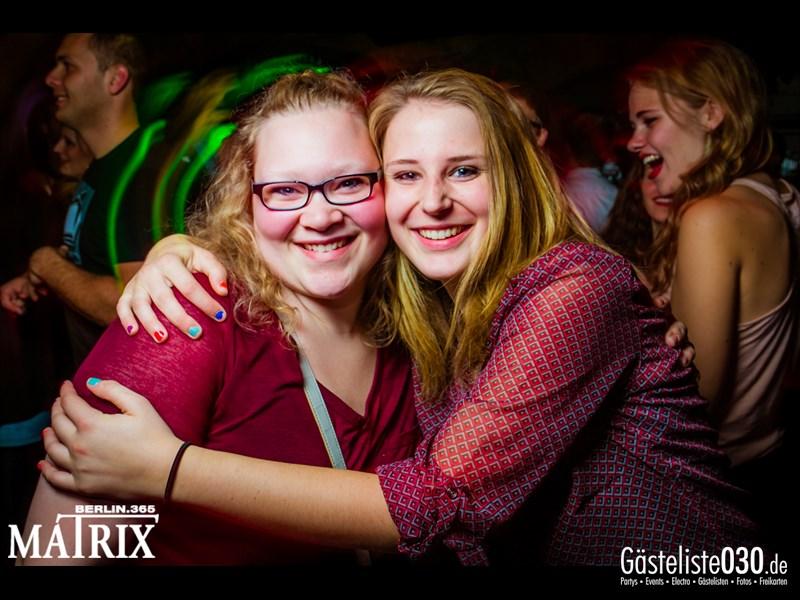 https://www.gaesteliste030.de/Partyfoto #129 Matrix Berlin vom 31.10.2013