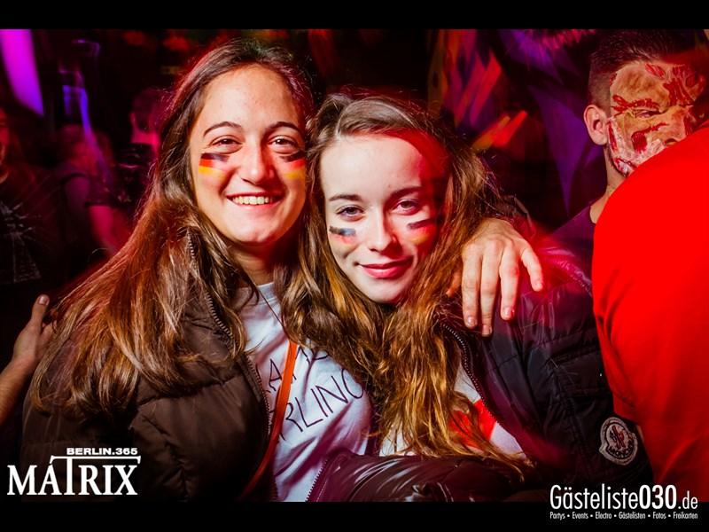 https://www.gaesteliste030.de/Partyfoto #52 Matrix Berlin vom 31.10.2013