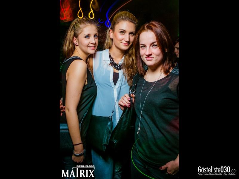 https://www.gaesteliste030.de/Partyfoto #51 Matrix Berlin vom 31.10.2013
