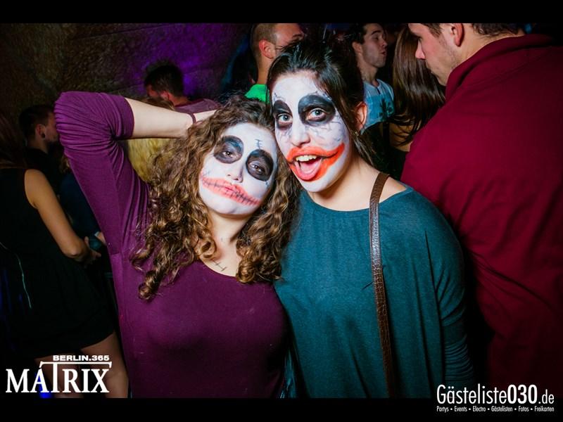 https://www.gaesteliste030.de/Partyfoto #20 Matrix Berlin vom 31.10.2013