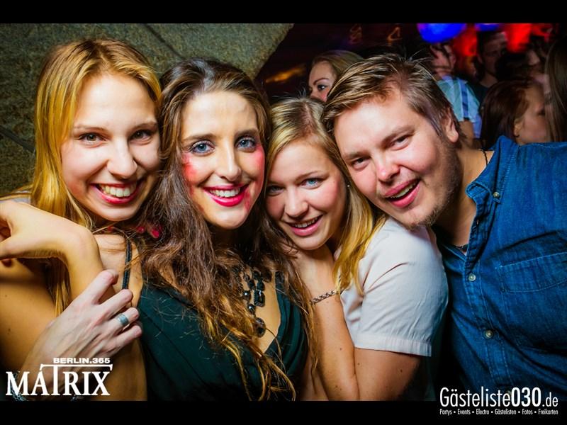 https://www.gaesteliste030.de/Partyfoto #76 Matrix Berlin vom 31.10.2013