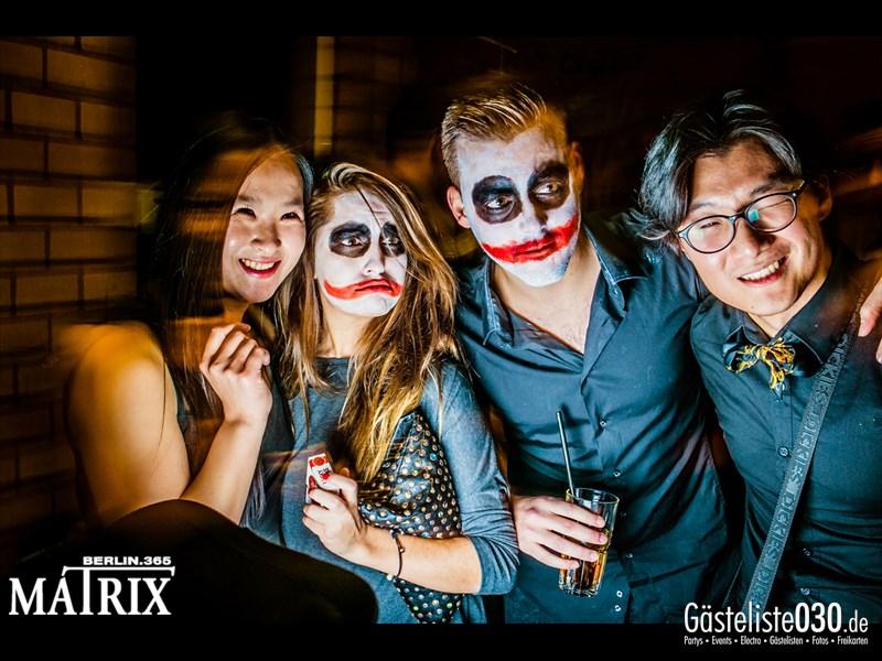 https://www.gaesteliste030.de/Partyfoto #163 Matrix Berlin vom 31.10.2013