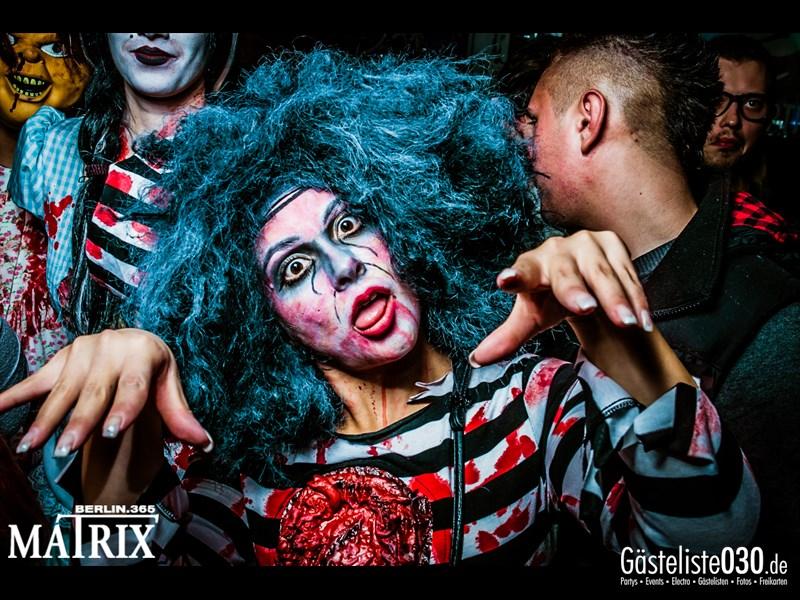 https://www.gaesteliste030.de/Partyfoto #126 Matrix Berlin vom 31.10.2013