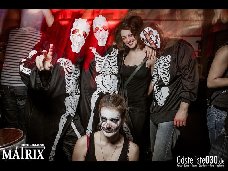 https://www.gaesteliste030.de/Partyfoto #78 Matrix Berlin vom 31.10.2013