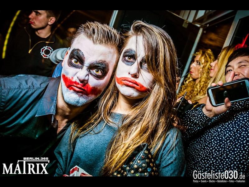 https://www.gaesteliste030.de/Partyfoto #108 Matrix Berlin vom 31.10.2013