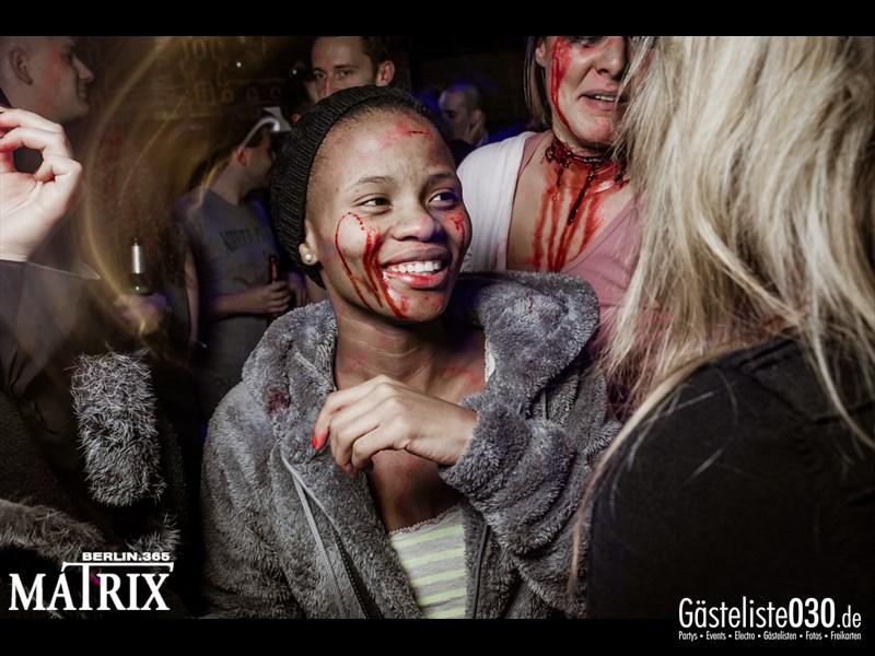 https://www.gaesteliste030.de/Partyfoto #58 Matrix Berlin vom 31.10.2013