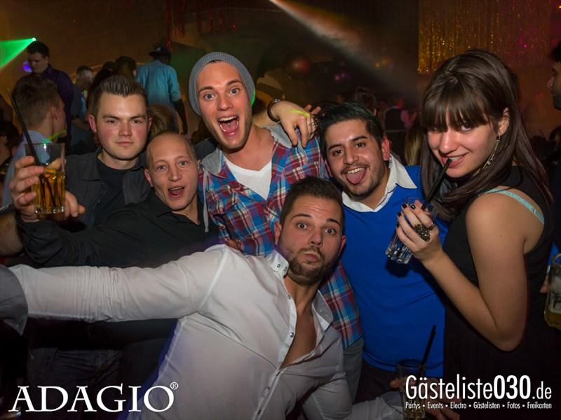 https://www.gaesteliste030.de/Partyfoto #67 ADAGIO Berlin vom 06.12.2013