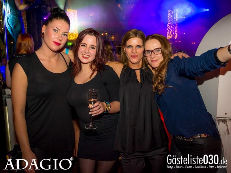 https://www.gaesteliste030.de/Partyfoto #33 ADAGIO Berlin vom 06.12.2013