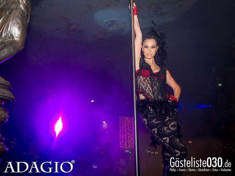 https://www.gaesteliste030.de/Partyfoto #3 ADAGIO Berlin vom 06.12.2013