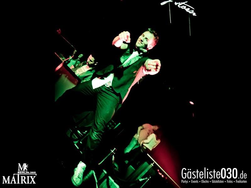 https://www.gaesteliste030.de/Partyfoto #67 Matrix Berlin vom 18.12.2013
