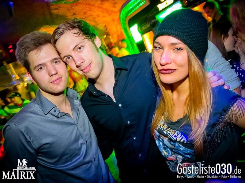 https://www.gaesteliste030.de/Partyfoto #86 Matrix Berlin vom 18.12.2013