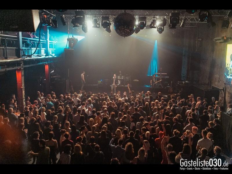 https://www.gaesteliste030.de/Partyfoto #64 Kesselhaus - Kulturbrauerei Berlin vom 30.11.2013
