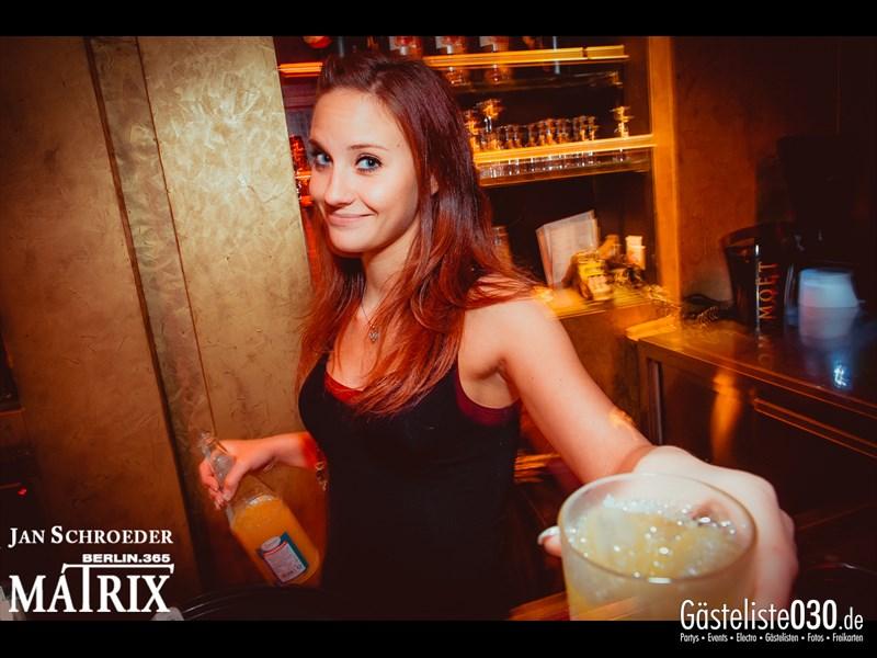 https://www.gaesteliste030.de/Partyfoto #38 Matrix Berlin vom 13.12.2013