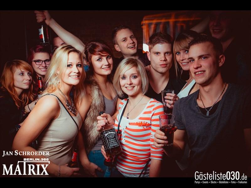 https://www.gaesteliste030.de/Partyfoto #93 Matrix Berlin vom 13.12.2013