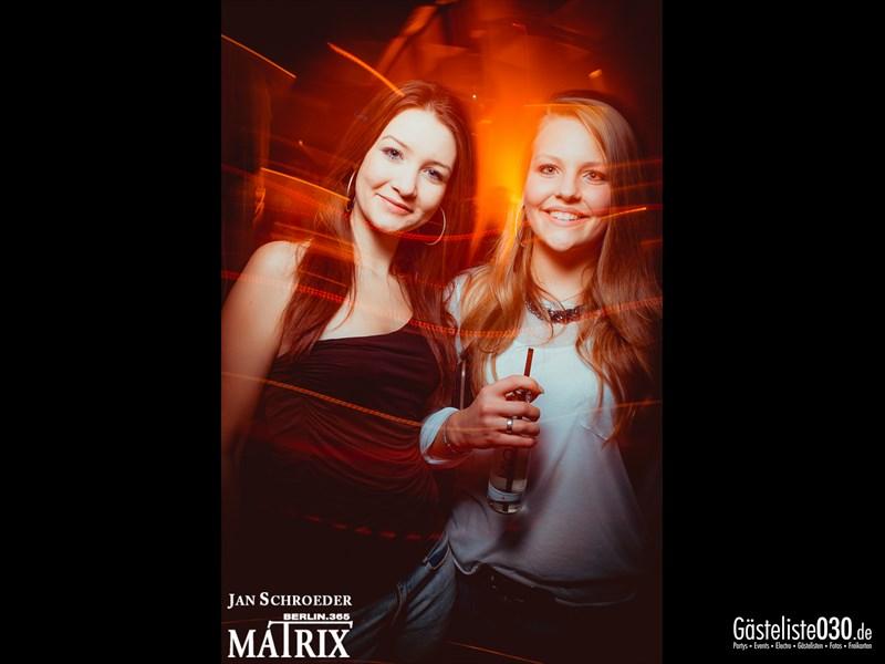 https://www.gaesteliste030.de/Partyfoto #108 Matrix Berlin vom 13.12.2013