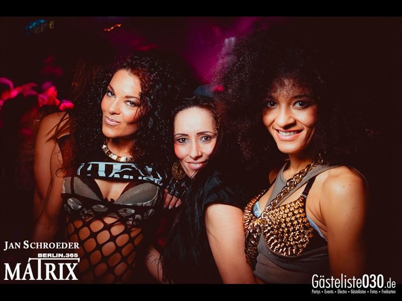 https://www.gaesteliste030.de/Partyfoto #51 Matrix Berlin vom 13.12.2013
