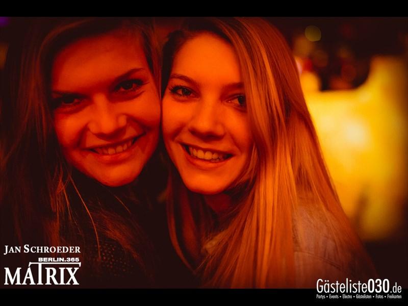 https://www.gaesteliste030.de/Partyfoto #83 Matrix Berlin vom 13.12.2013