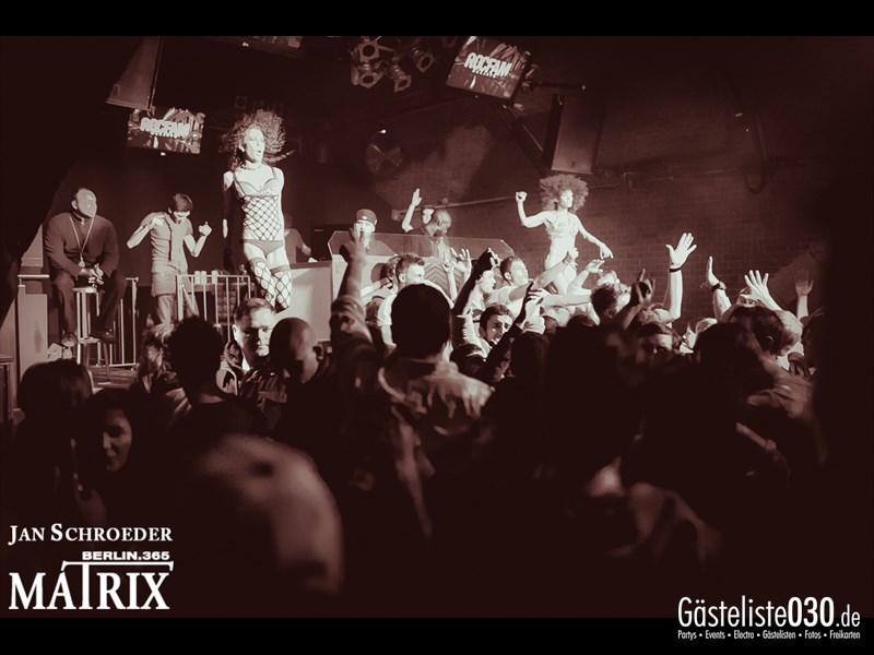 https://www.gaesteliste030.de/Partyfoto #109 Matrix Berlin vom 13.12.2013