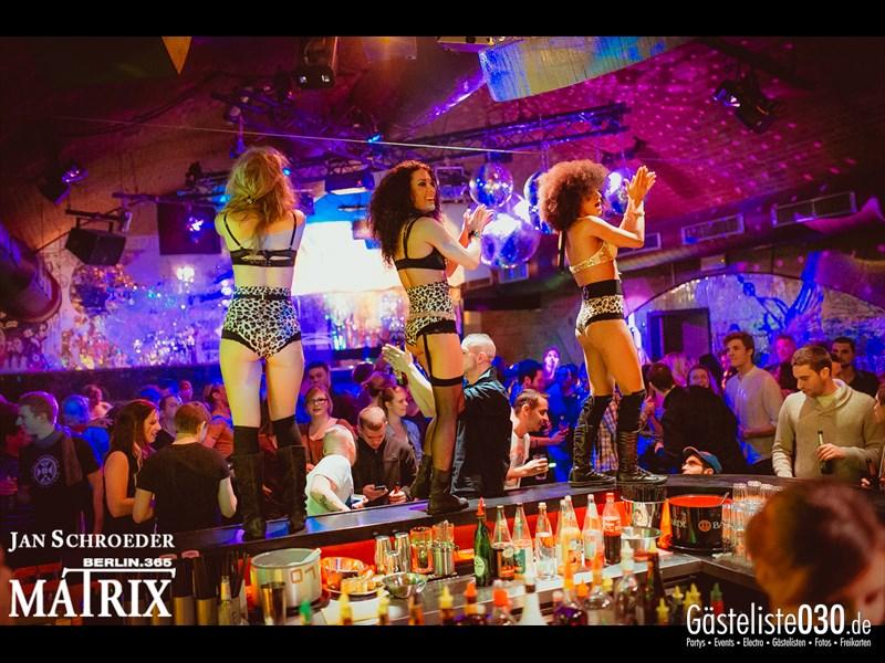 https://www.gaesteliste030.de/Partyfoto #46 Matrix Berlin vom 13.12.2013