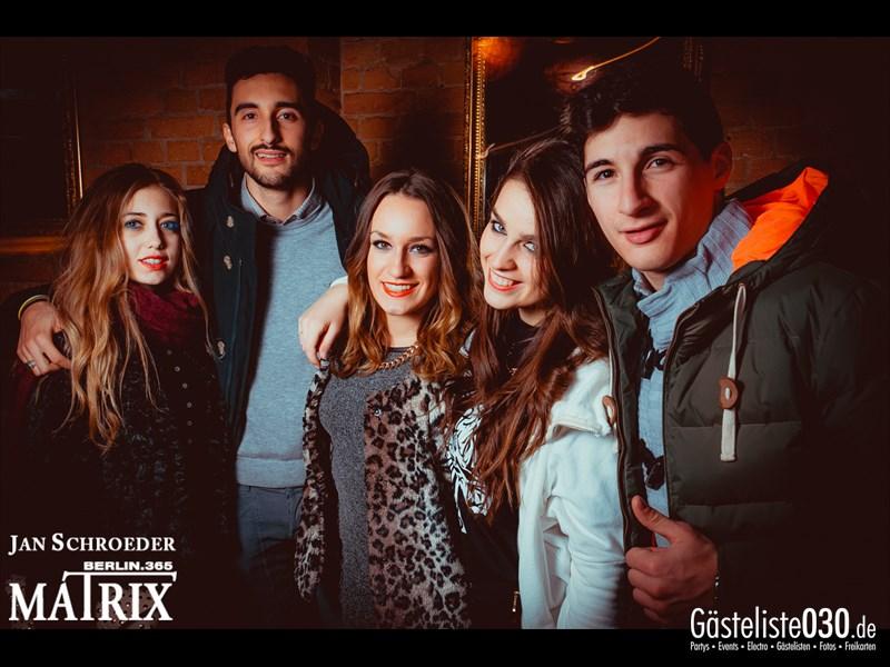 https://www.gaesteliste030.de/Partyfoto #106 Matrix Berlin vom 13.12.2013