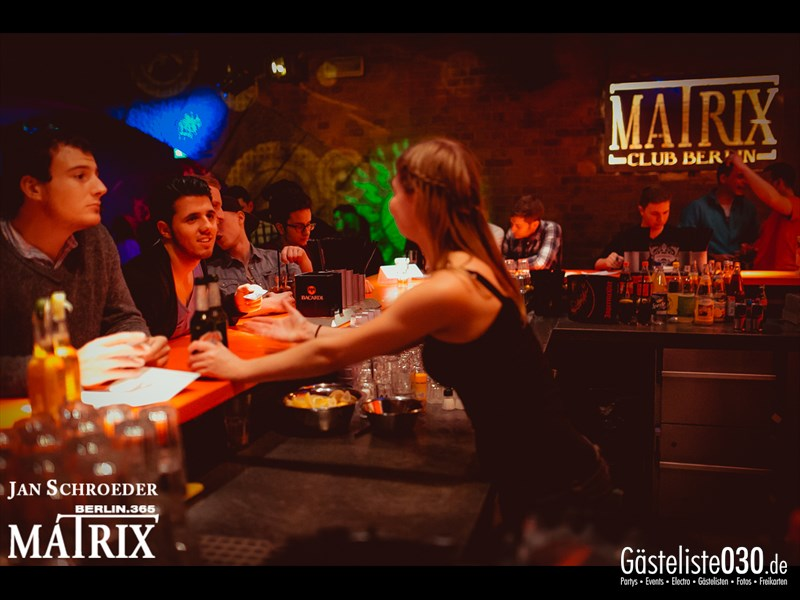 https://www.gaesteliste030.de/Partyfoto #43 Matrix Berlin vom 13.12.2013