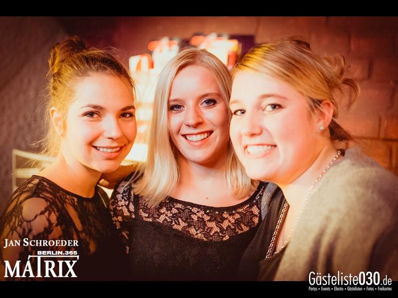 https://www.gaesteliste030.de/Partyfoto #72 Matrix Berlin vom 13.12.2013