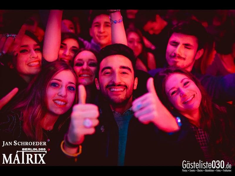https://www.gaesteliste030.de/Partyfoto #48 Matrix Berlin vom 13.12.2013