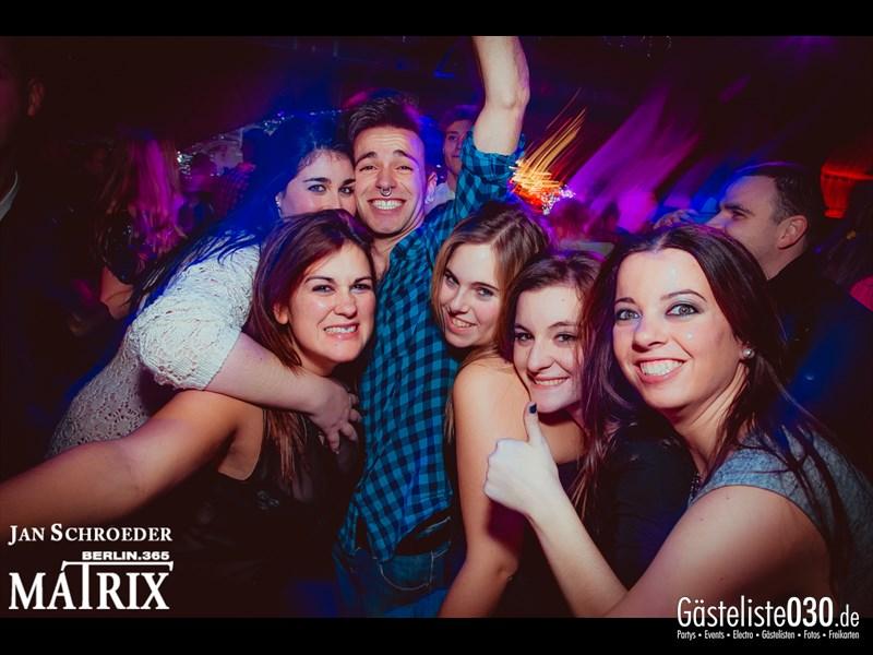 https://www.gaesteliste030.de/Partyfoto #36 Matrix Berlin vom 13.12.2013