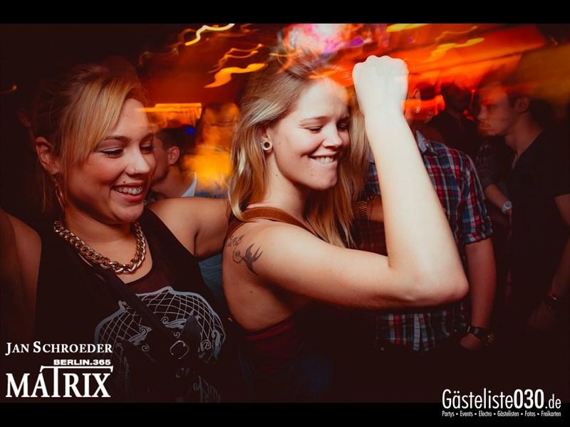 https://www.gaesteliste030.de/Partyfoto #74 Matrix Berlin vom 13.12.2013