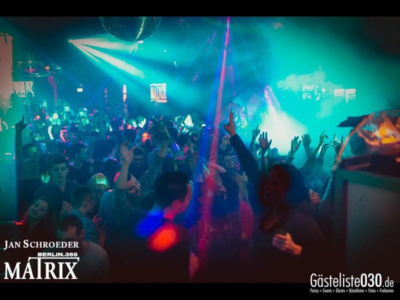 https://www.gaesteliste030.de/Partyfoto #54 Matrix Berlin vom 13.12.2013