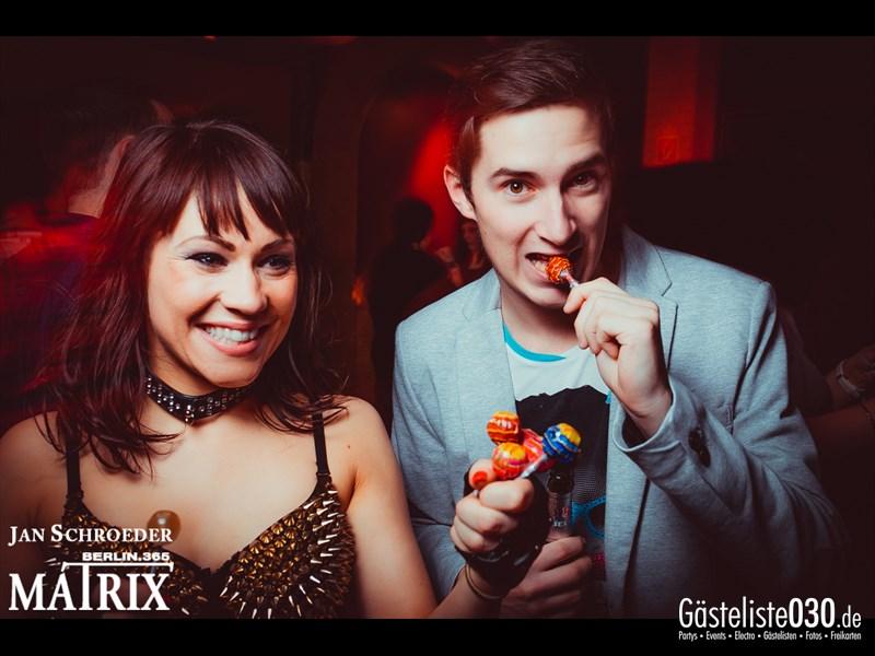 https://www.gaesteliste030.de/Partyfoto #110 Matrix Berlin vom 14.12.2013